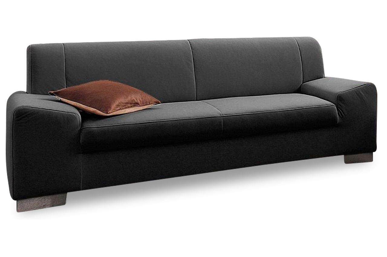 3er-Sofa Alisson - Anthrazit